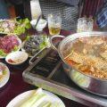 ベトナムのご当地グルメ「水牛鍋」を頂きました!